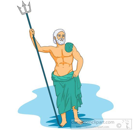 Greek mythology gods clipart image free library Poseidon Clipart & Poseidon Clip Art Images - ClipartALL.com image free library