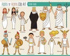 Greek mythology gods clipart clip freeuse library KAWAII GREEK MYTHOLOGY GOD POSEIDON CROWN STAFF LIGHT DARK BLUE ... clip freeuse library