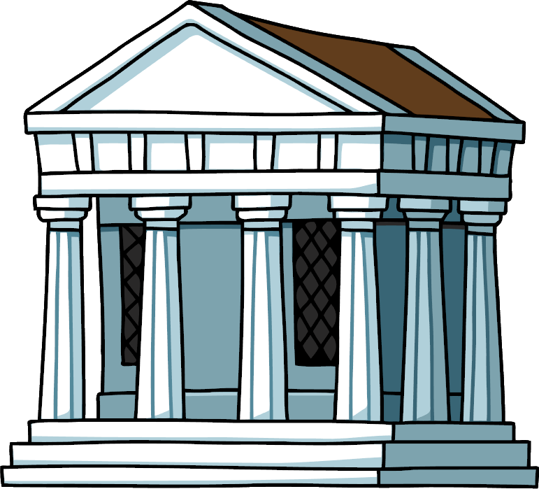 Greek shrine clipart clipart royalty free library Image - Greek Temple.png | Scribblenauts Wiki | Fandom powered by ... clipart royalty free library