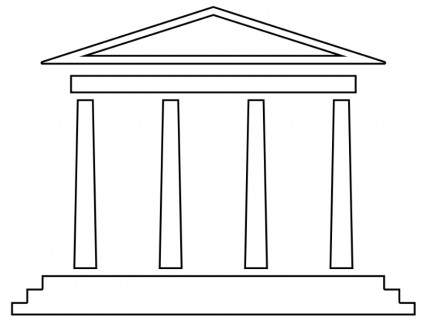 Greek temple clipart free png royalty free stock Greece Clip Art Download png royalty free stock