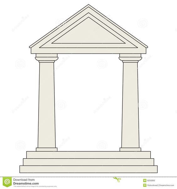 Greek temples clipart vector freeuse stock greek temples clipart - Google Search | Key stage 2 Boards ... vector freeuse stock