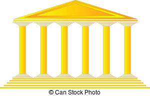 Greek temples clipart svg royalty free library Greek temple Vector Clipart Royalty Free. 969 Greek temple clip ... svg royalty free library