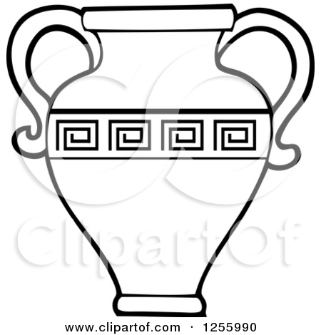Greek vases clipart clip freeuse Ancient pottery clipart - ClipartFest clip freeuse