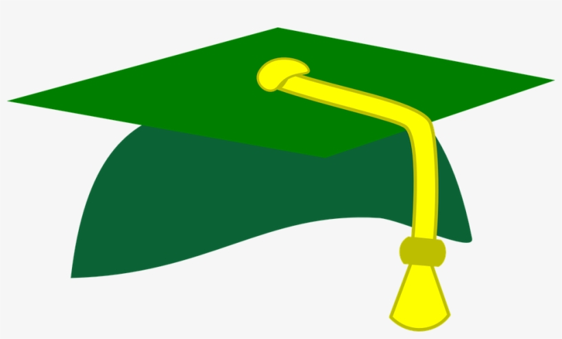 Green and blue clipart of grad caps graphic royalty free stock Graduation Cap Png PNG Images | PNG Cliparts Free Download on SeekPNG graphic royalty free stock