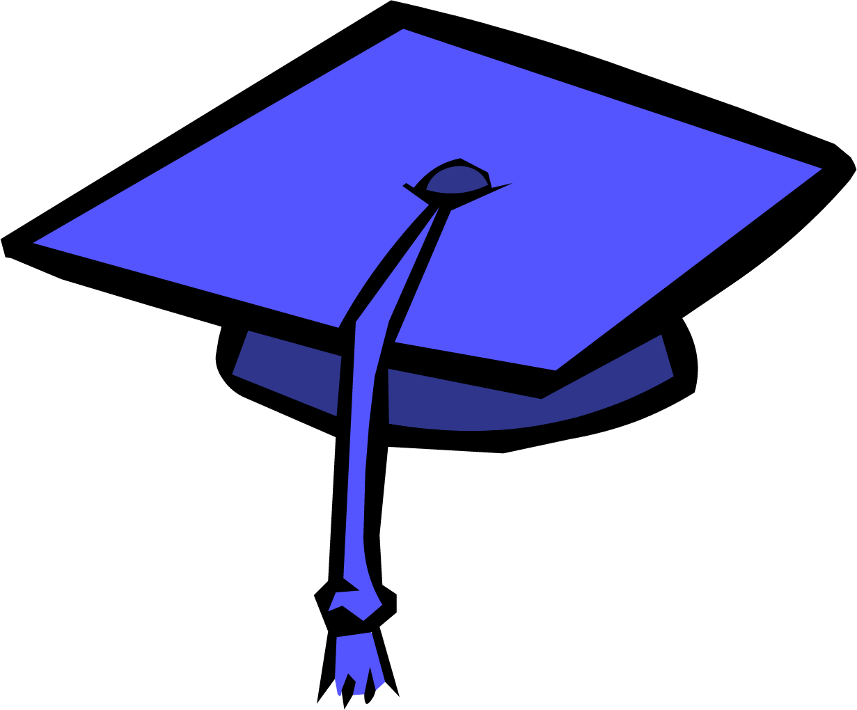 Green and blue clipart of grad caps clip freeuse download Free Graduation Hat Png, Download Free Clip Art, Free Clip Art on ... clip freeuse download