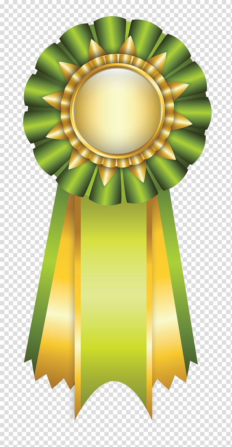 Green and yellow clipart clipart Green and yellow ribbon illustration, Rosette Ribbon , Green Rosette ... clipart