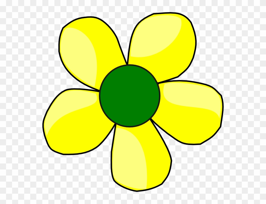 Green and yellow clipart picture freeuse download Flowers Yellow And Green Clipart (#190457) - PinClipart picture freeuse download