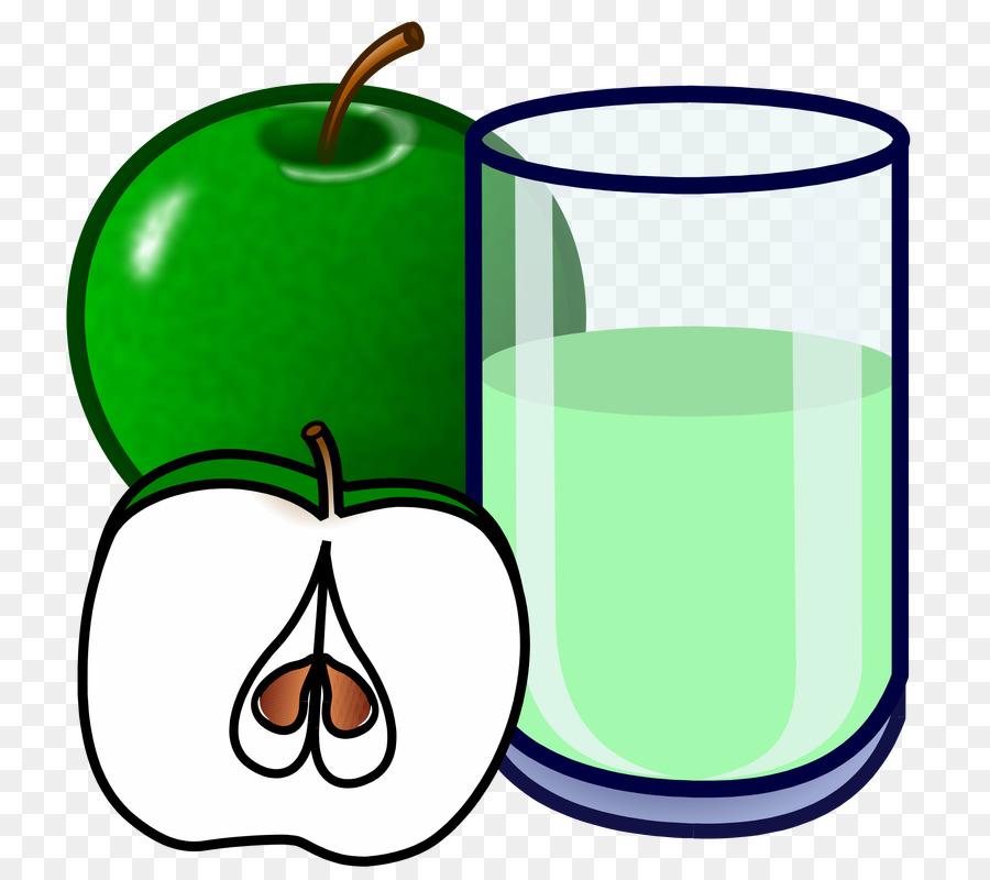 Green apple juice clipart transparent download Juice Background png download - 800*800 - Free Transparent Apple ... transparent download