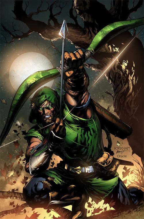 Green arrow artwork jpg library 31 Green Arrow Illustration Artworks | Naldz Graphics jpg library