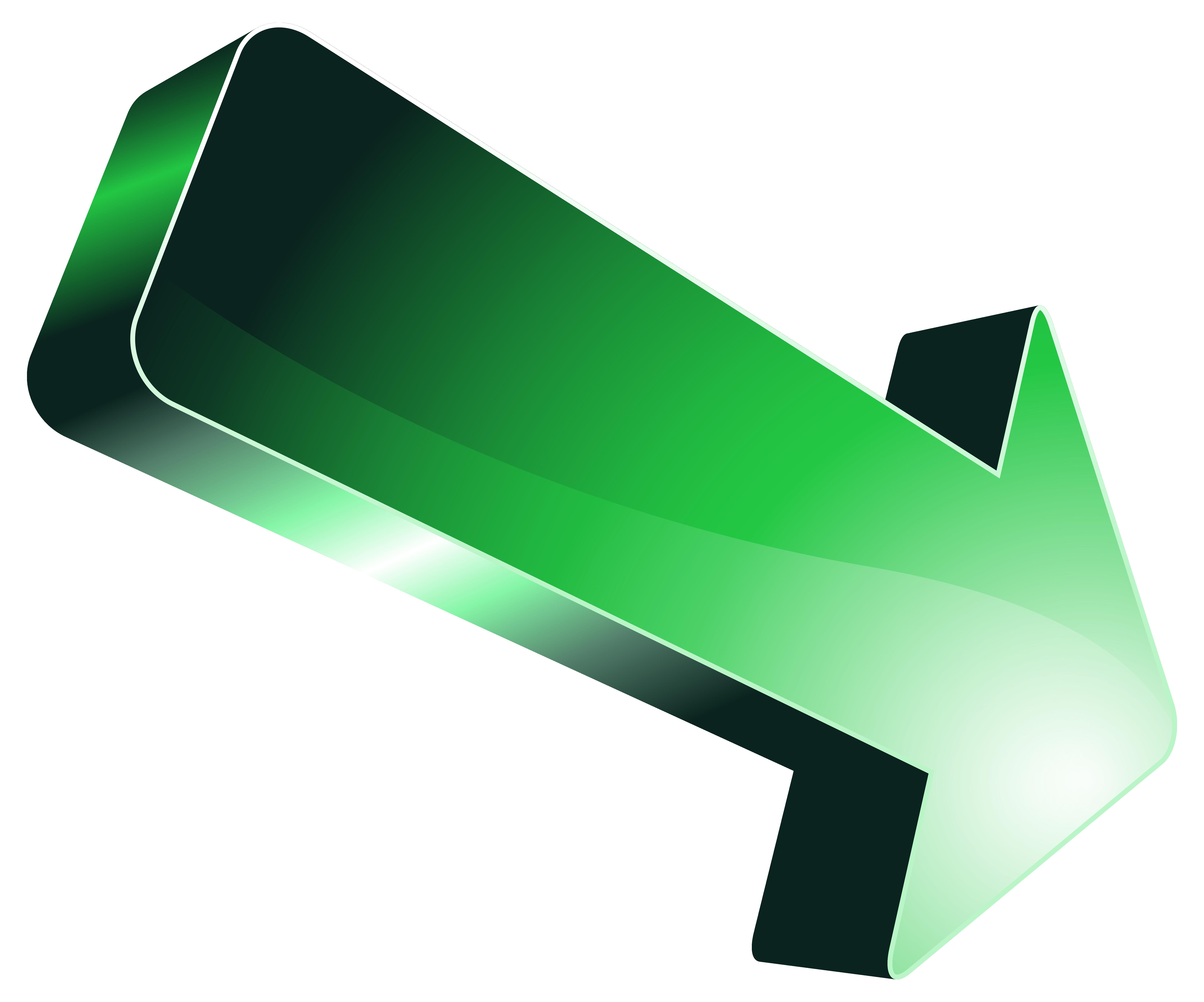 Arrow clipart clip art free Green Arrow Transparent PNG Clip Art Image clip art free