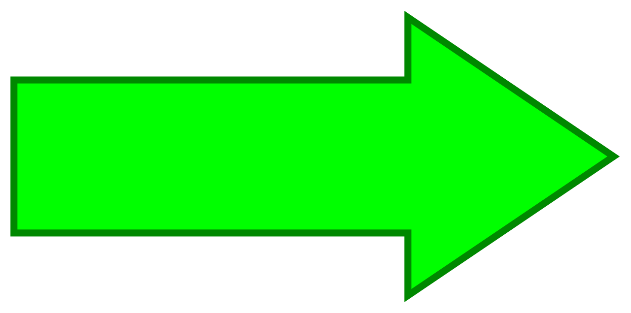 Green arrow image image freeuse download File:Green arrow right.svg - Wikimedia Commons image freeuse download