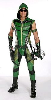 Green arrow image clipart freeuse download Green Arrow - Wikipedia clipart freeuse download