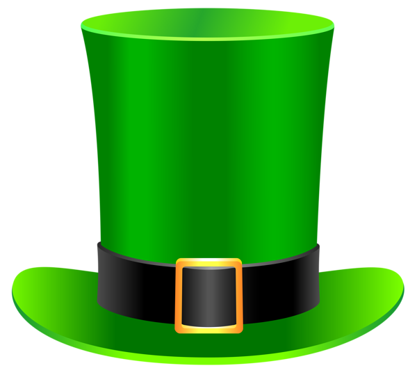 Green baseball cap clipart picture transparent St Patrick Day Leprechaun Hat PNG Clipart | St Patricks Day Clip Art ... picture transparent