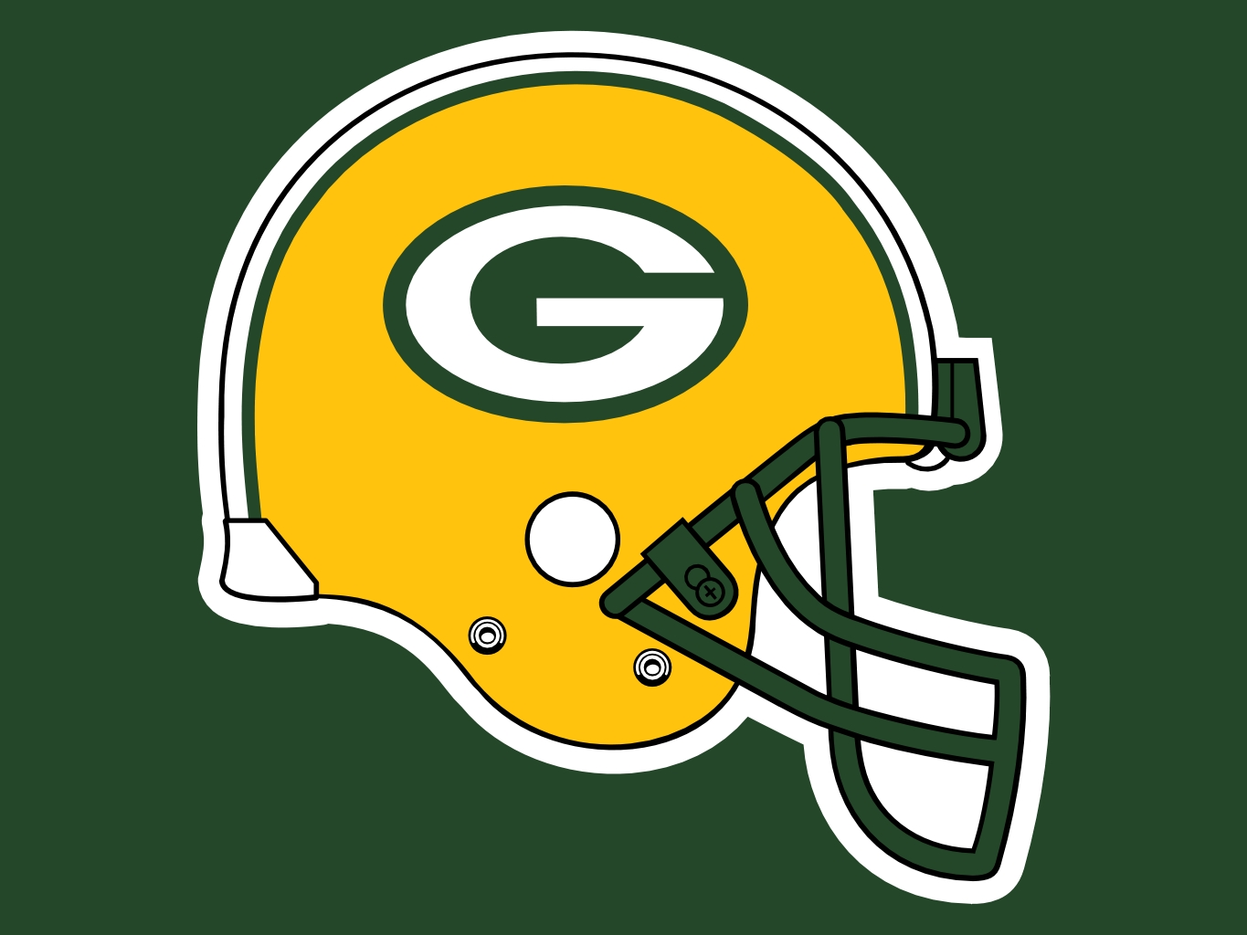 Green bay packer clipart free picture library library 72+ Green Bay Packers Clip Art | ClipartLook picture library library
