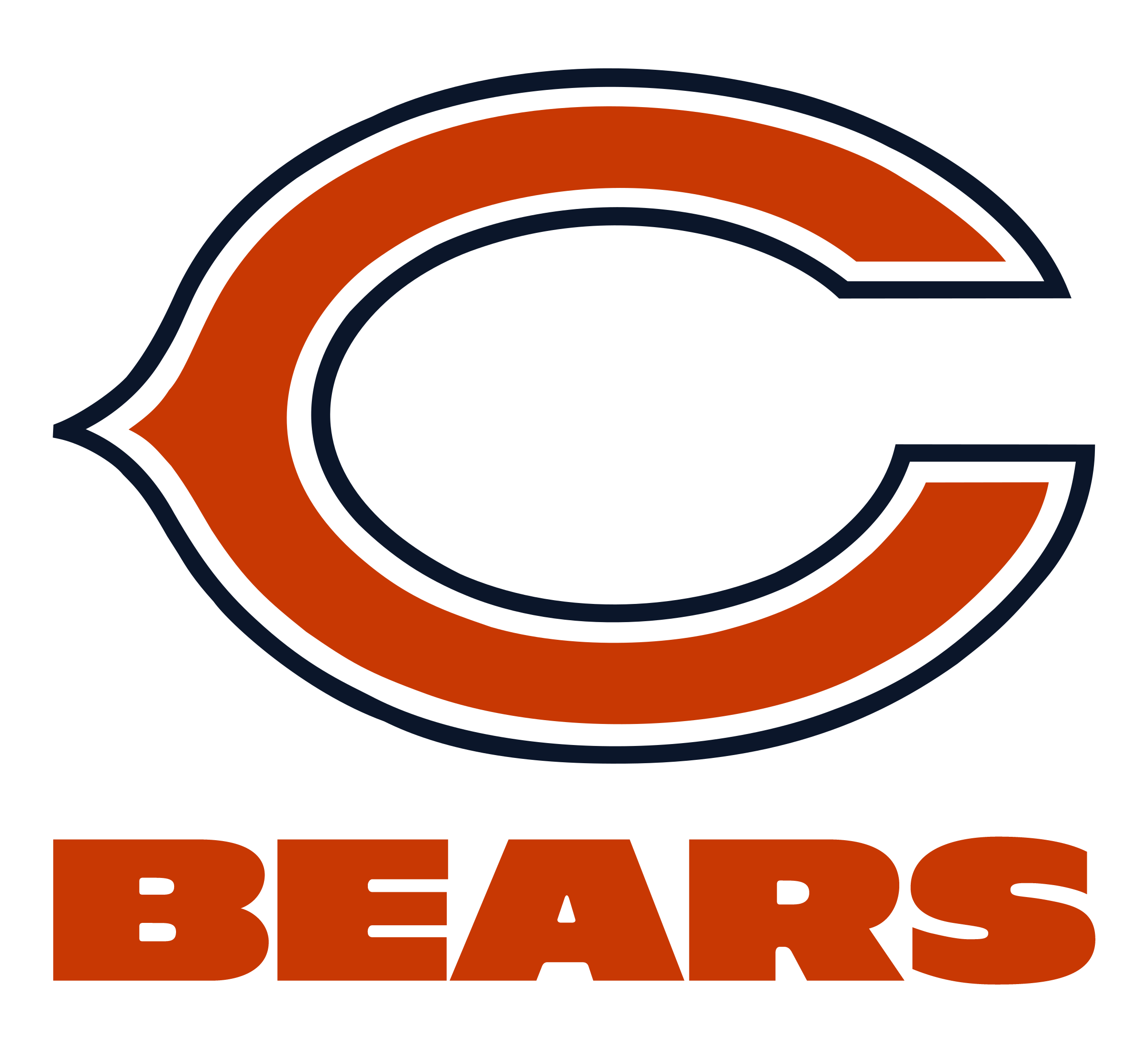 Green bay packer football christmas clipart png transparent library Logos and uniforms of the Chicago Bears NFL Green Bay Packers Super ... png transparent library