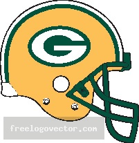 Green bay packer helmet clipart banner black and white stock Green Bay Packers Stencil Clipart | Free download best Green Bay ... banner black and white stock