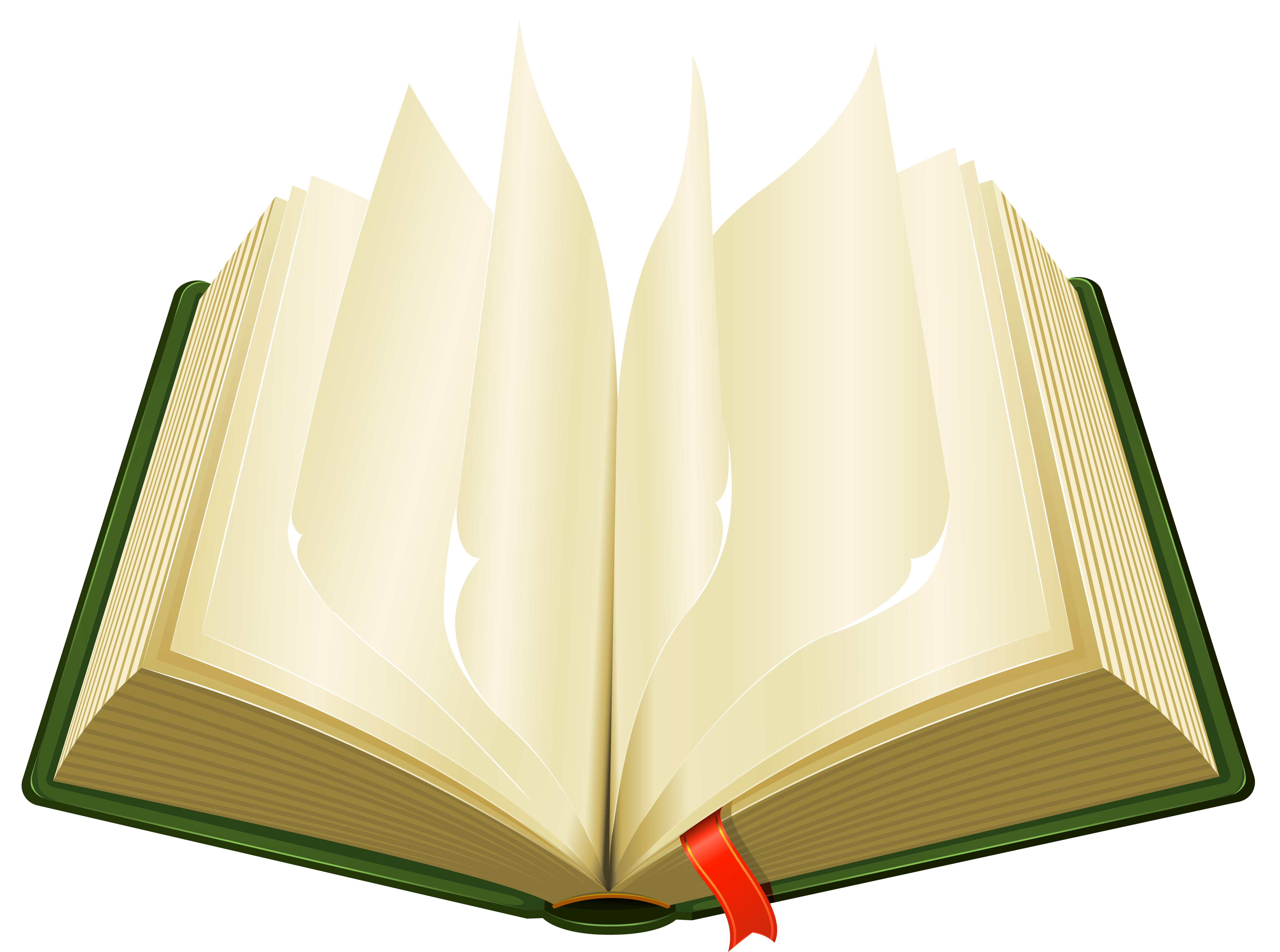 Open the book clipart image royalty free stock Open Green Book PNG Clipart - Best WEB Clipart image royalty free stock