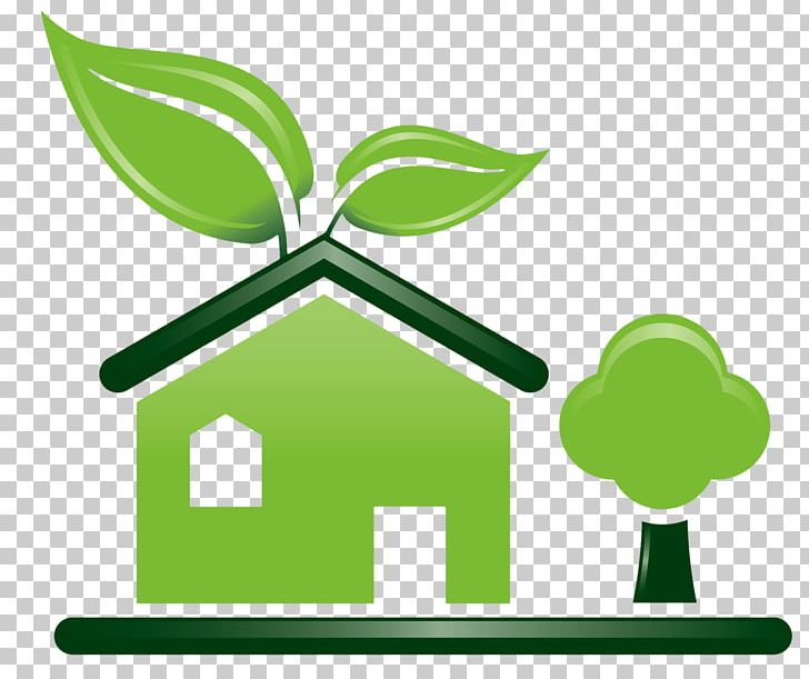 Green building clipart picture royalty free Green Home House Environmentally Friendly Green Building PNG ... picture royalty free