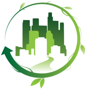 Green building clipart banner library stock Making Green Buildings Affordable – Debating Science banner library stock