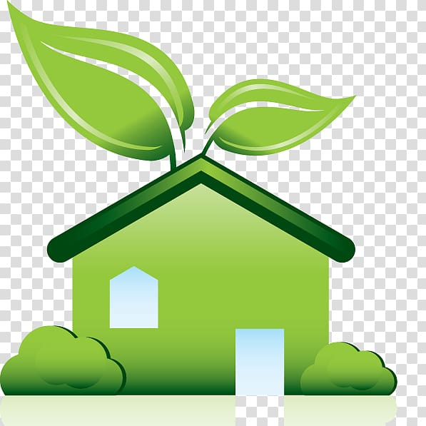 Green building clipart picture free stock Sustainable living Environmentally friendly Green home ... picture free stock
