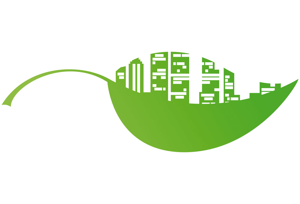 Green building clipart banner library Building for the environment - Executive Magazine banner library