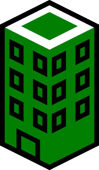 Green building clipart clipart stock Green building clipart - Clipartable.com clipart stock