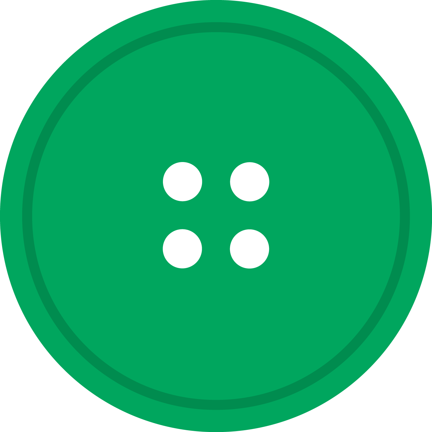 Green button clipart clip art freeuse library Greent Round Button PNG Image - PurePNG | Free transparent CC0 PNG ... clip art freeuse library