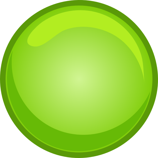 Green button clipart freeuse library Green Button Clip Art at Clker.com - vector clip art online, royalty ... freeuse library