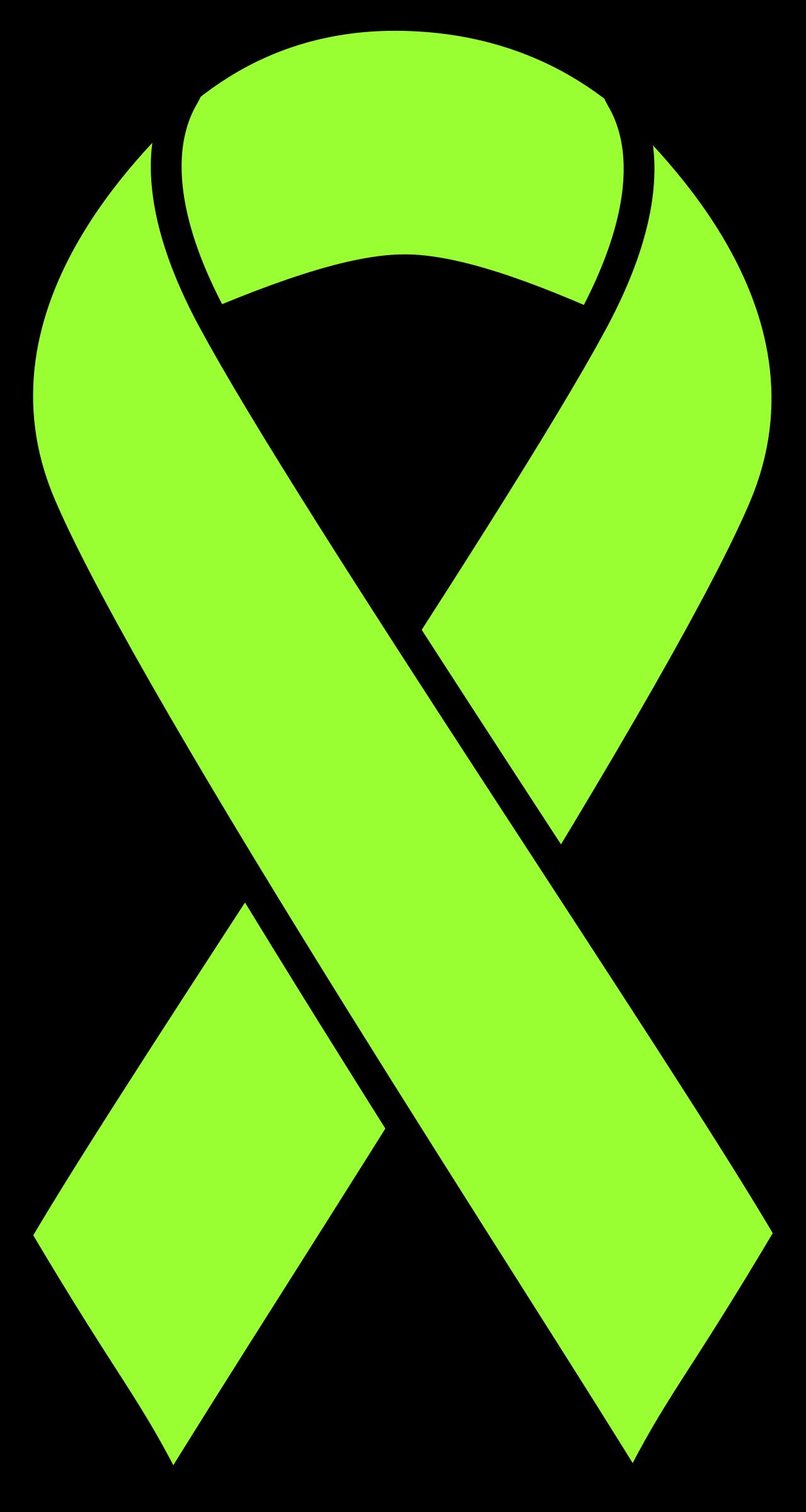 Green cancer ribbon clipart jpg Lymphoma clip art - ClipartFest jpg
