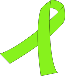 Green cancer ribbon clipart picture royalty free library Green awareness ribbon clipart - ClipartFest picture royalty free library