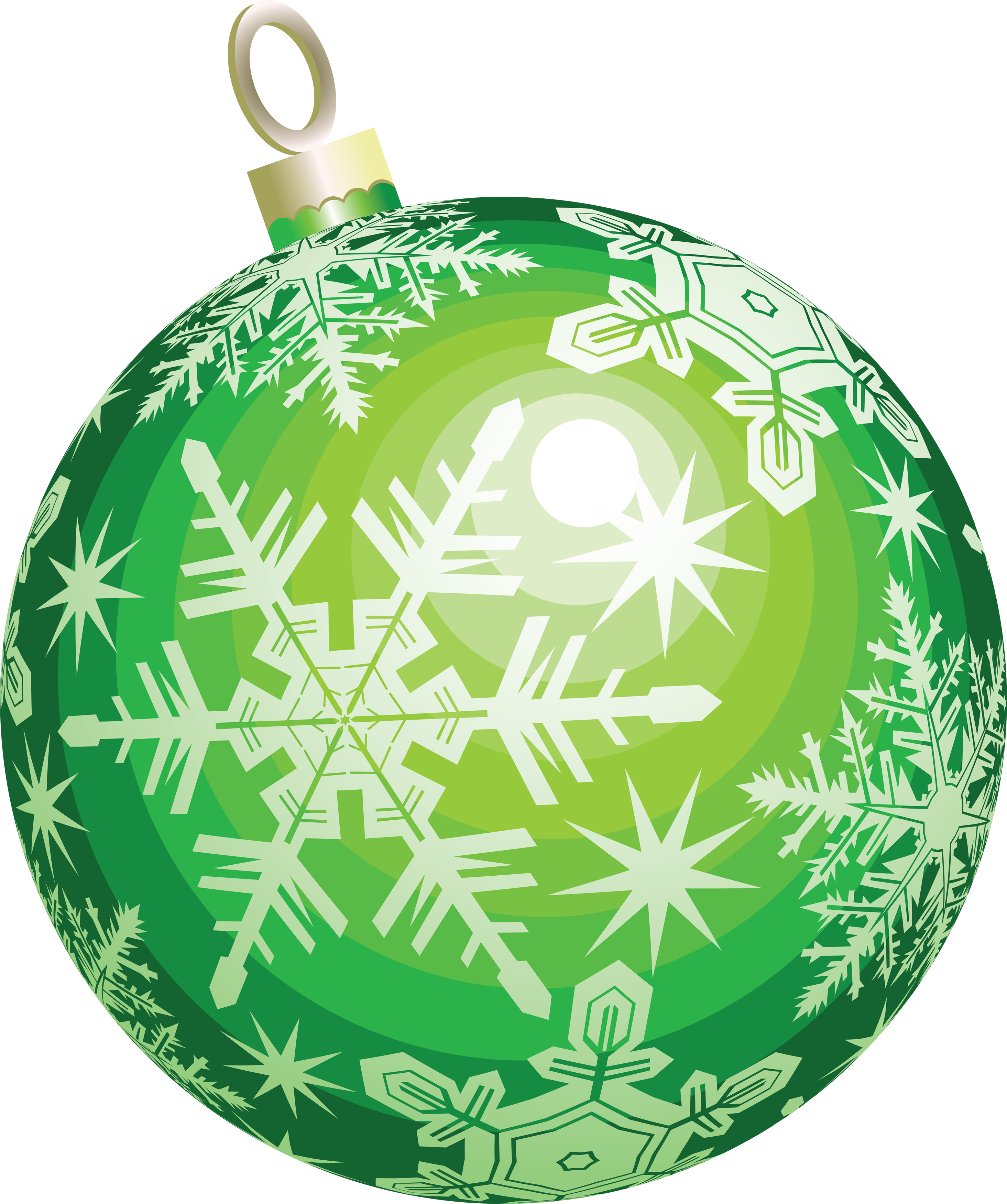 Green christmas ornaments clipart clip art library download Christmas Ornament PNG Transparent Free Images | PNG Only clip art library download