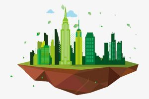 Green city clipart image black and white Green city clipart 5 » Clipart Portal image black and white