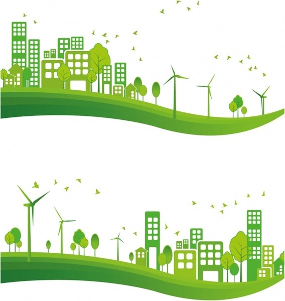 Green city clipart svg transparent library Green city clipart 8 » Clipart Portal svg transparent library