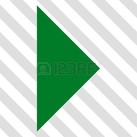 Green clipart arrow head jpg royalty free 781 Green Arrowhead Cliparts, Stock Vector And Royalty Free Green ... jpg royalty free