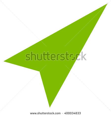 Green clipart arrow head image royalty free library Green Arrowhead Stock Vectors & Vector Clip Art | Shutterstock image royalty free library