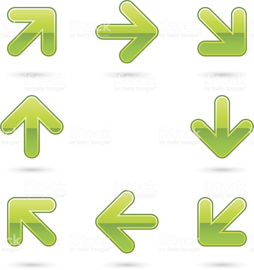 Green clipart arrow head svg freeuse download Green Arrow Direction Sign Metal Chrome Icon Color Web Button ... svg freeuse download