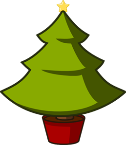 Green coffee cup christmas trees clipart vector png clip library Christmas Tree PNG, SVG Clip art for Web - Download Clip Art, PNG ... clip library