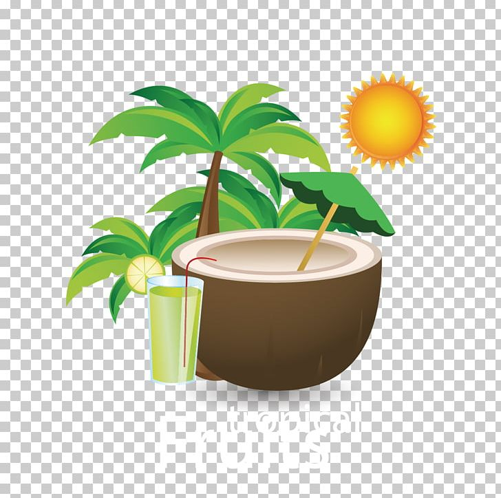 Green coffee cup christmas trees clipart vector png clipart royalty free download Juice Coconut Water Coconut Milk PNG, Clipart, Christmas Tree ... clipart royalty free download