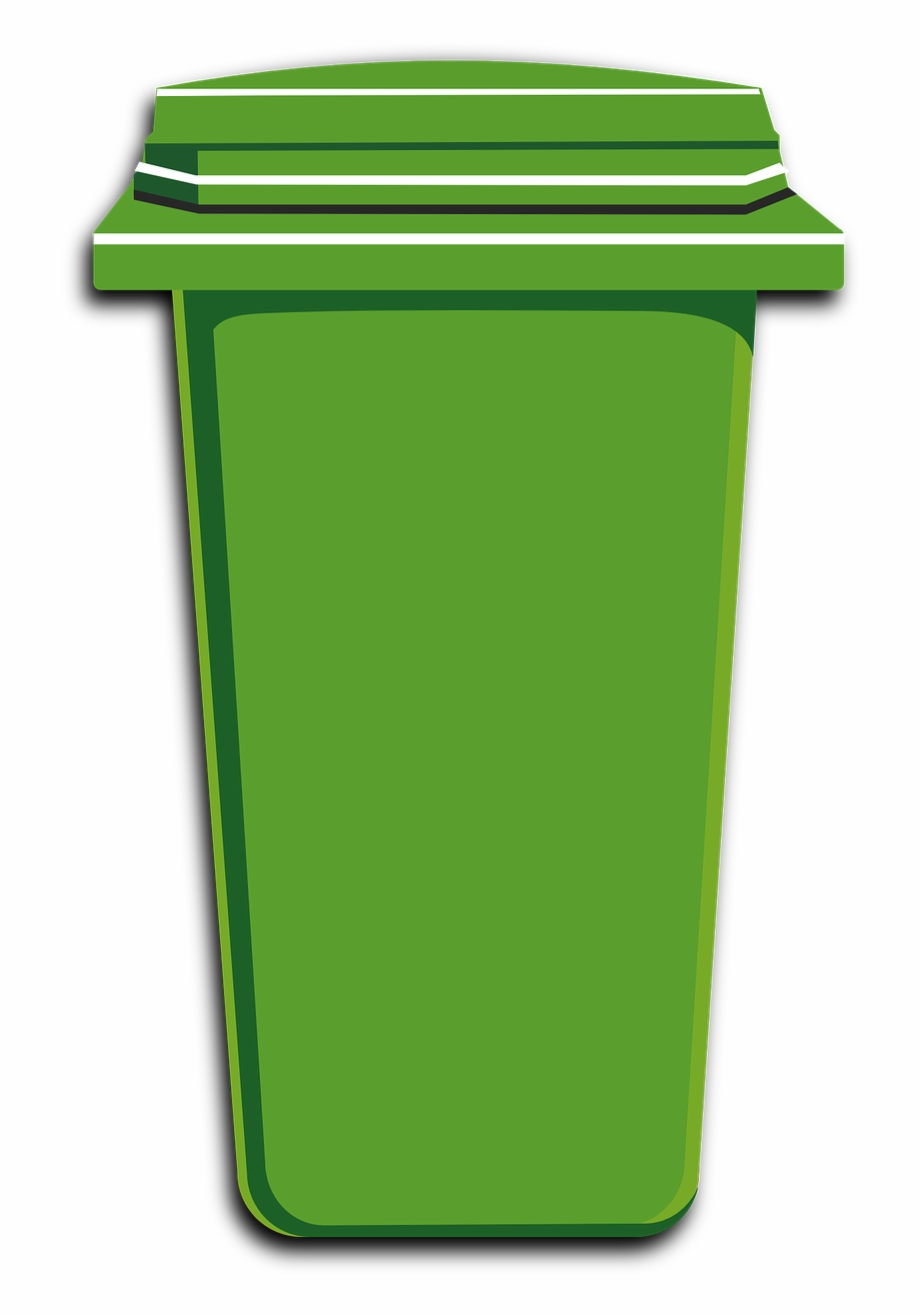 Green dumpster clipart clip art download Green, Trash, Bin, Can, Plastic, Container, Garbage - Trash Bin ... clip art download