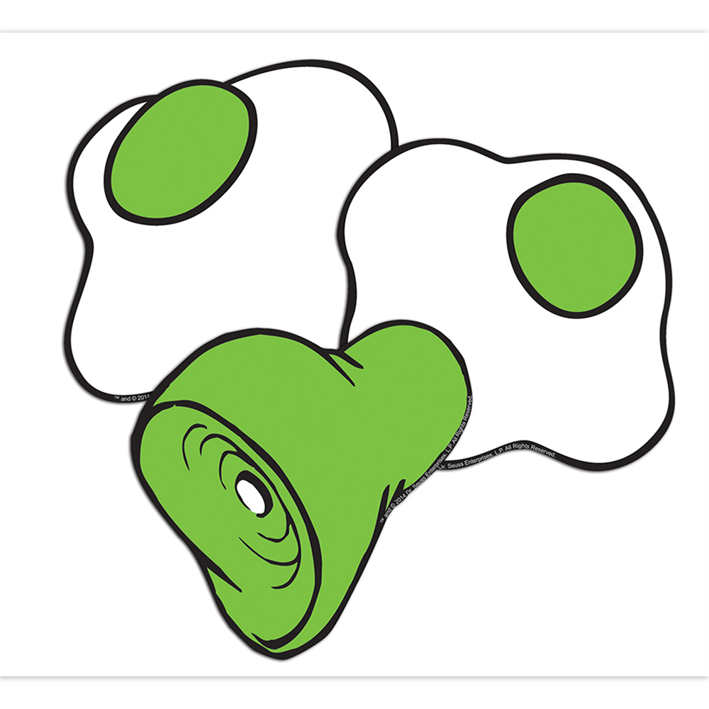 Green eggs clipart picture black and white stock 32+ Green Eggs And Ham Clip Art   ClipartLook picture black and white stock