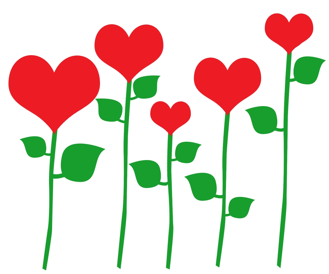 Green fancy hearts clipart image library library Green fancy hearts clipart - ClipartFest image library library