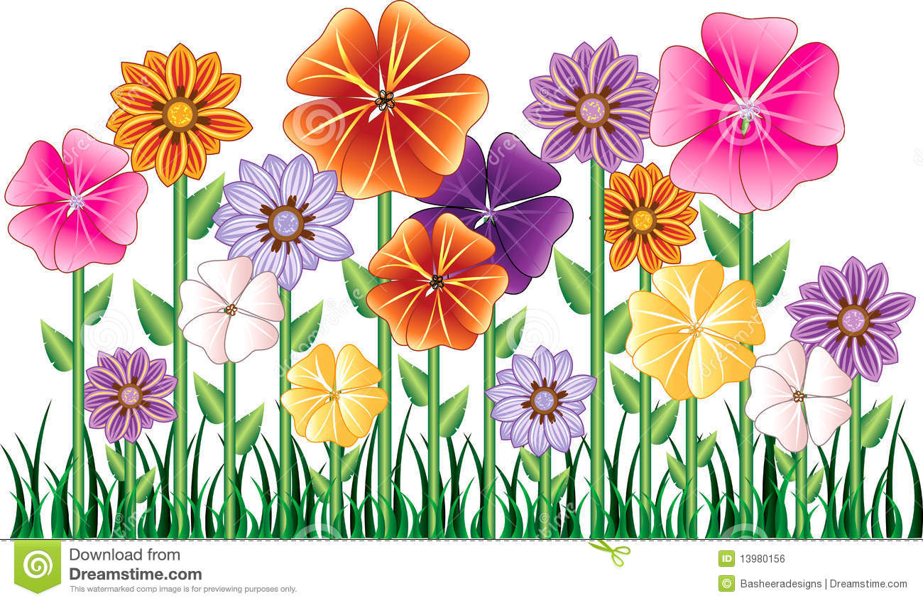 Green flower bed clipart png graphic freeuse stock Green flower bed clipart png - ClipartFest graphic freeuse stock