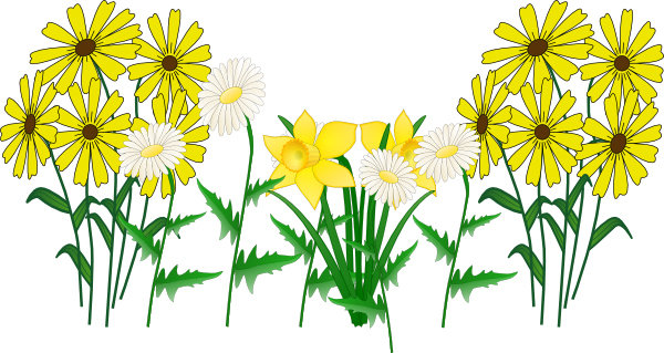 Green flower bed clipart png clipart royalty free download Green flower bed clipart png - ClipartFest clipart royalty free download