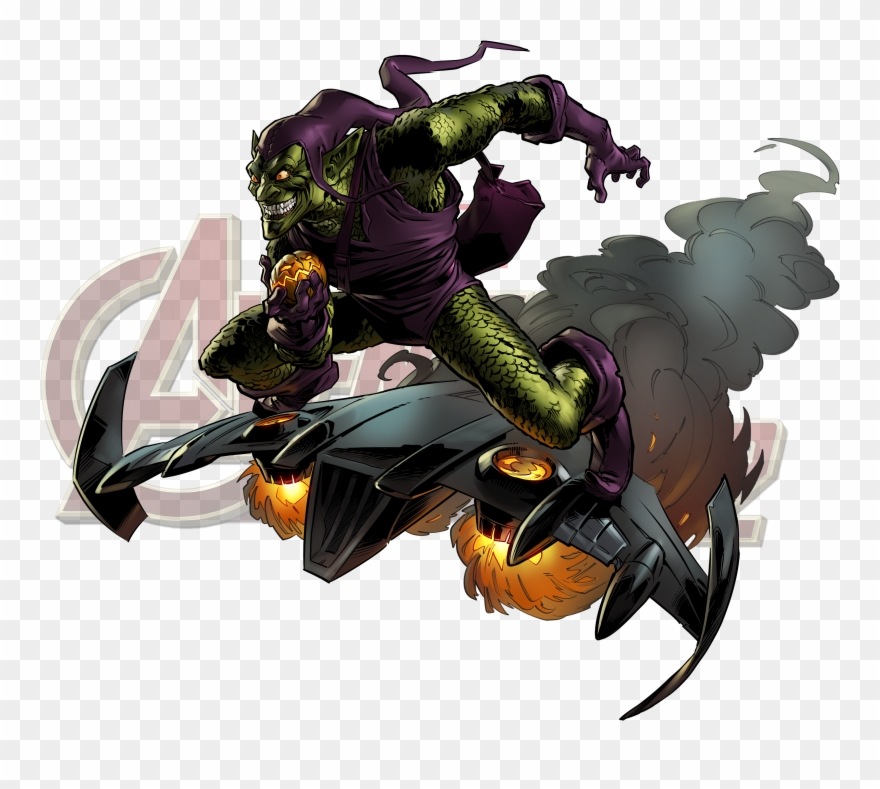 Green goblin clipart graphic freeuse library Green Goblin Png - Green Goblin Comic Png Clipart (#917222) - PinClipart graphic freeuse library
