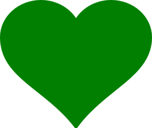 Green hearts clipart picture transparent library Hearts green heart clip art at clker vector clip art - Clipartix picture transparent library