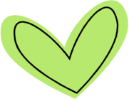 Green hearts clipart graphic freeuse library Heart Clip Art - Heart Images graphic freeuse library