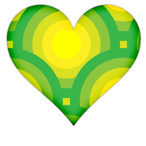 Green hearts clipart picture transparent download Green heart clipart - ClipartFest picture transparent download