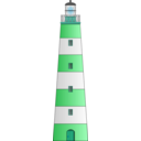 Green light house clipart black and white download Lighthouse Clipart   i2Clipart - Royalty Free Public Domain Clipart black and white download