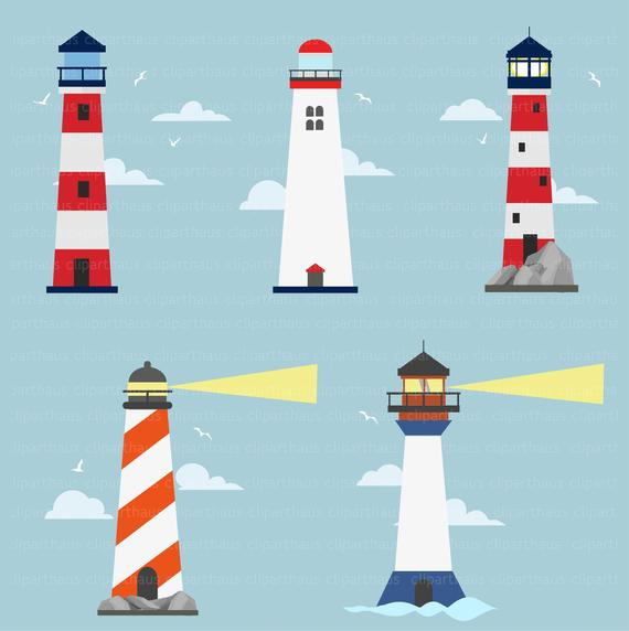 Green light house clipart graphic freeuse download Clipart Lighthouse, Lighthouse Clipart, Light house Clipart ... graphic freeuse download