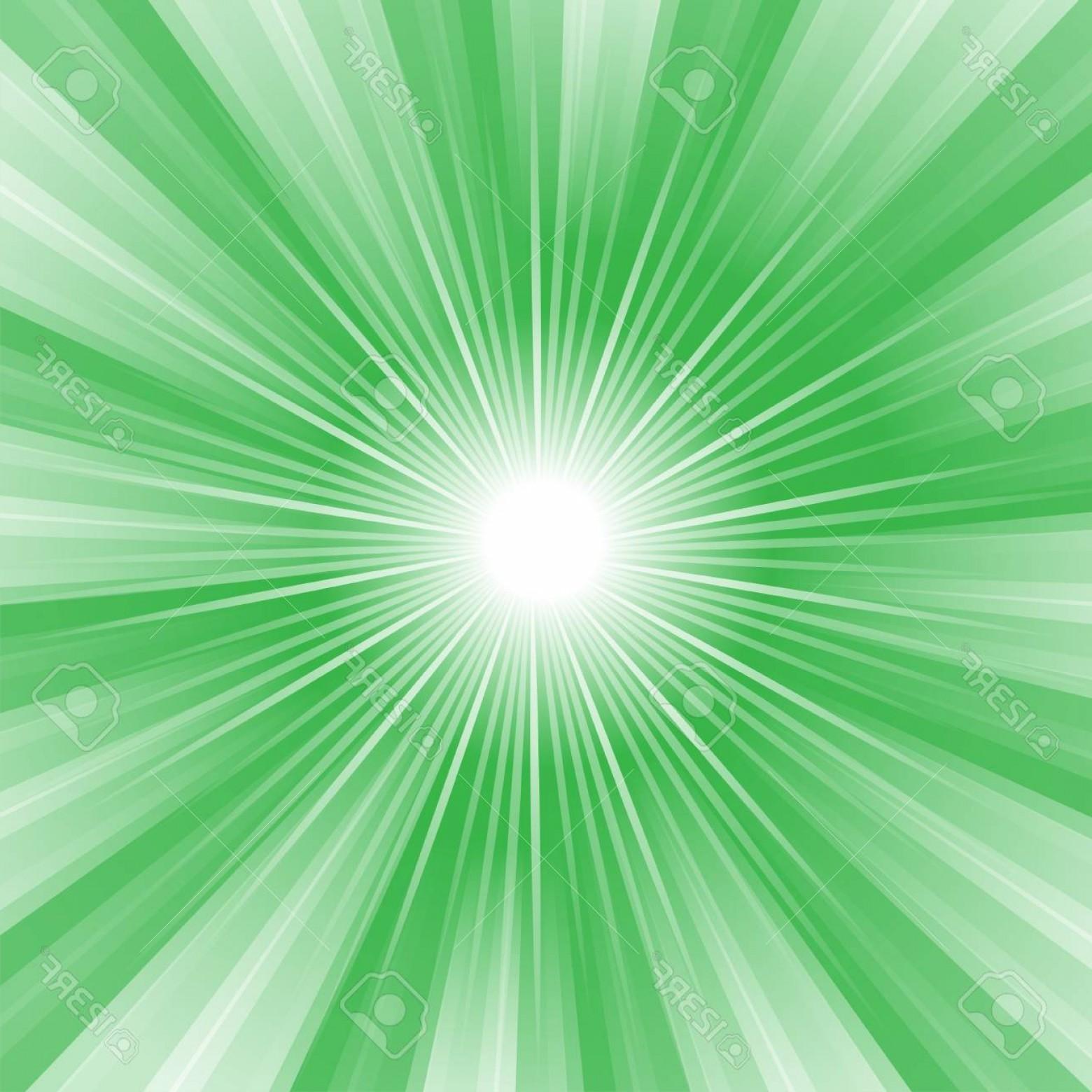 Green light ray jpeg clipart graphic transparent Green Light Burst Vector   lamaison graphic transparent